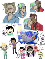 PKMN and stuff by Nire-chan