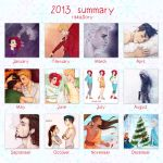 2013 Summary by ribkaDory
