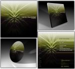 CD Cover - Concept design by Psy-Pro