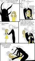 Slender VS. Taylor Swift: Trouble by Vampenxwitch