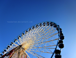 La Grande Roue by headached