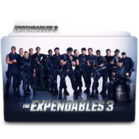 The Expendables 3 Folder Icon by malaydeb