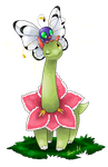Meganium's Day by allocen