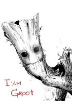 I am Groot by SaintYak