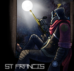 Comm - St. Francis by xTechnologiic