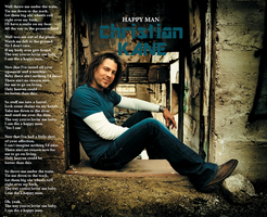 Christian Kane-Happy Man by VampObsessed