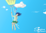 Balloon Ride by StudiousOctopus