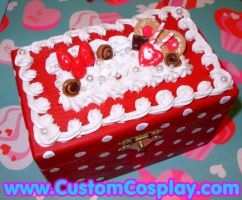 Red sweets box by The-Cute-Storm