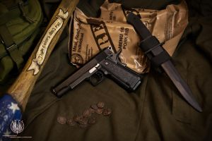These Colours Dont Run - Airsoft Photography by faramon