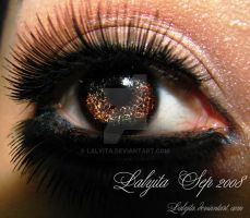 Arabian eyes by lalyita