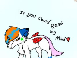 If you could Read my Mind... by Helkie-three