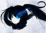 Test: Black Rock Shooter by Yoshiie
