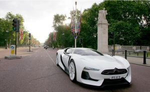 Citroen GT by TheCarloos