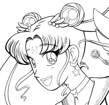 Sailor Moon Sneak Peek by Moonie-Dreamer