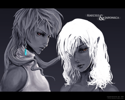 . K and J . by princess-aki