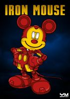 Iron Mouse by ym-graphix