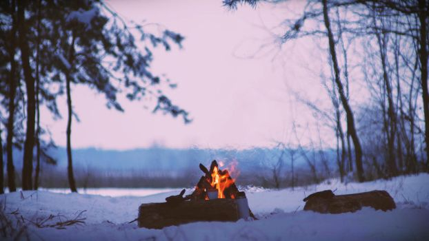 Let's make a campfire! II by borderone