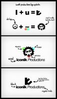 Iconik Productions logo by whatthehell123456789