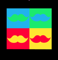 Moustaches by celiact