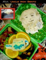 Uncle Iroh Bento by mindfire3927