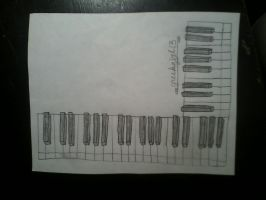 Piano Letters L by greekgirl13