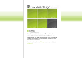 Flux Webdesign Website by Flux-Webdesign