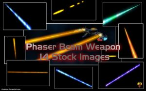 Phaser Energy Beam Stock by Euderion