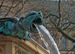 Manchester - Fountain - 2014 03 29 1300 Edited-2 by korenwolf