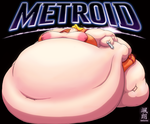 Super sized Samus by Satsurou