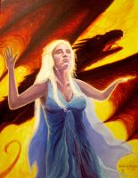 Khaleesi, finished? by Wideen