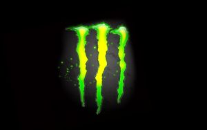 Monster Energy HD Wall by chev327fox