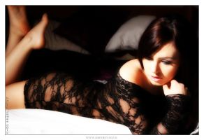 Little Black Number 10 by 365erotic