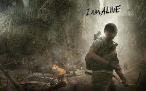 I Am Alive by gamergaijin