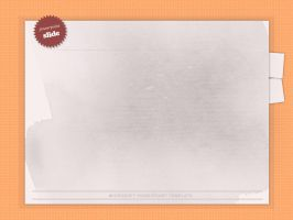 powerpoint template by savetherebels
