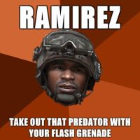 Ramirez Do These by Lombax786
