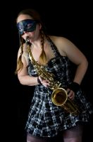 2014-04-26 Blue Sax 08 by skydancer-stock