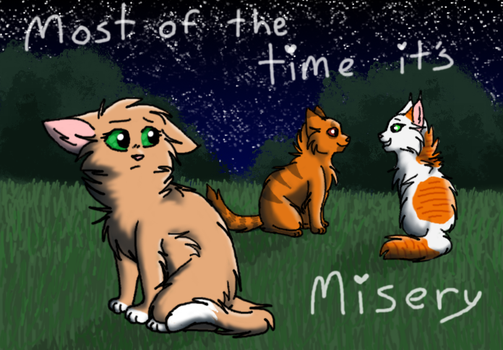 Misery by ArualMeow