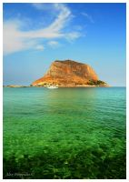 Monemvasia by Alexios78