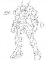 Ardor x902 lineart by vr7
