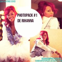 +PhotoPack De Rihanna (HQ) by CataxD