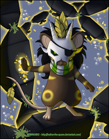 Hero of Mice by Hathor-the-Queen