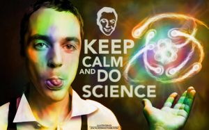 Keep calm and do Science by Lewis3222