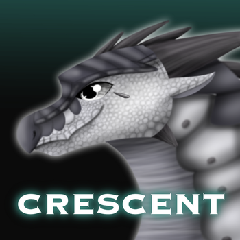 Crescent Realistic Icon Gift by Haasiophis-Sahel