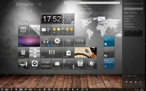 EgFox windows 7 Desktop 2 -2012-  Omnimo UI by Eg-Art