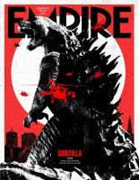 'Godzilla' Empire cover (April 2014) by FenrirSleeps