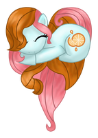 Juicy Heart by WhiteEyedCat