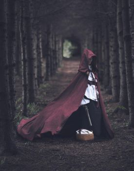 little red riding hood by EricHalle