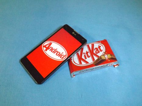 Android Kitkat by luvini