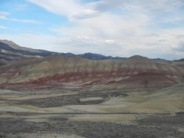 Painted Hills 3 by ThalionKoi