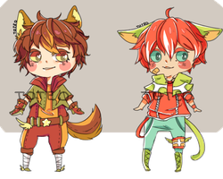 --$3-- adventurers adopts [closed] by toteo
